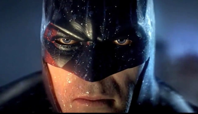 Batman-rain