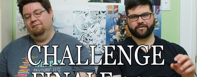 e96 challenge finale